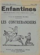 Enfantines N°48 Les Contrebandiers Ecole De Domfessel (Bas-Rhin) - Livres, BD, Revues