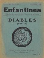 Enfantines N°35 Diables (Contes) - Livres, BD, Revues