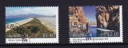 Australia 2015 Islands $1.40 Bruny Is & $2.10 Buccaneer Archipelago CTO - Used Stamps