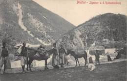 BOSNIE - HERZEGOVINE  MOSTAR  ZIGEUNER A. D. RAMAMUNDUNG - Bosnie-Herzegovine