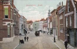 Breda, Boschstraat, 2 Scans, - Breda