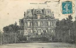 DEAUVILLE - Villa Du Phare. (tennis). - Deauville