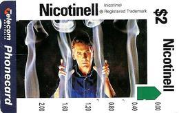 AUSTRALIA $2  NICOTINELL TOBACCO; MINT NOT FOR SALE !!!!!!! AUS-153 READ DESCRIPTION !! - Australie