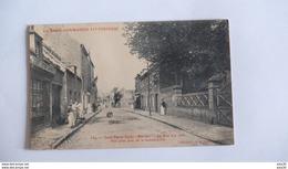 SAINT PIERRE EGLISE _ LA RUE AUX JUIFS  …………LG-1937 - Saint Pierre Eglise
