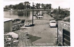 D-9235   PAPENBURG : Fähre Halte ( Ferry) - Papenburg