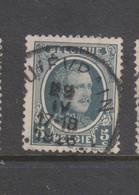 COB 193 Oblitération Centrale QUIEVRAIN - 1922-1927 Houyoux