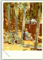 52580316 - Sign. Mundorff, Victor VW Kaefer Frau - Non Classés