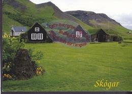 Q0901 - SKOGAR - Islande - Iceland