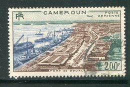 CAMEROUN- P.A Y&T N°48- Oblitéré - Aéreo