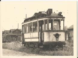 Photo - Tramway - Lieu à Localiser - En Gros Plan Strasbourg ? - Trains