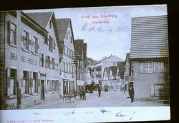 HORNBERG 1900 - Allemagne