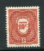 CAMEROUN- Taxe Y&T N°25- Neuf Avec Charnière * - Cameroun (1915-1959)