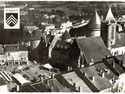 CPM* N°2462 - LOT DE 3 CARTES DE BOURGANEUF - Bourganeuf