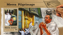 Sierra Leone 2015 Mecca Pilgrimage - Sierra Leone (1961-...)