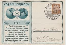 Deutshe Reich Tag Der Briefmarken 1936 ?? - Brieven En Documenten