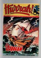 Hurrah N°208 L'ouragan - Disques à La Chaîne - Robin Des Bois - Grock Le Roi Des Clowns - La Locomotive Diesel De 1957 - Hurrah