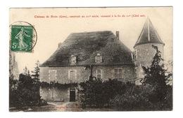 32 GERS - Château De BIVÈS - Frankreich