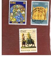 IRLANDA (IRELAND) - SG 932.934   - 1994   CHRISTMAS     - USED - 1949-... Repubblica D'Irlanda