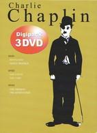 Charlie CHAPLIN - 3 DVD - Komedie