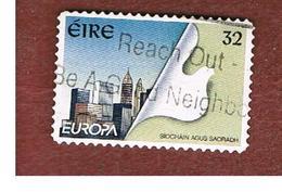 IRLANDA (IRELAND) - SG 951   - 1995  EUROPA    - USED - 1949-... Repubblica D'Irlanda