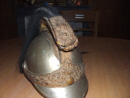 Casque Dragon 1870 - Casques & Coiffures