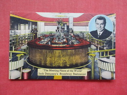 Boxer Jack Dempsey's Restaurant & Bar  NY City   Ref 3201 - Boxing