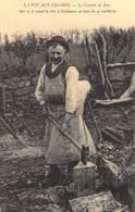 La Vie Aux Champs - Le Casseur De Bois - Bûcheron - Maillet - Editeur De Vire - Cecodi N'946 - Agriculture