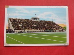 Junge Stadium Joplin Missouri      Ref 3201 - Postcards
