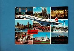 LE CONCORDE DE BRITISH AIRWAYS SUR CPA  LONDON - Avions