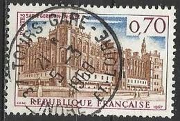 Francia Lotto N. 521 Anno 1966-7 Cat Yvert N.1501 Usato - Frankreich