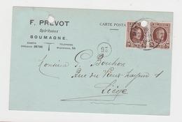 SOUMAGNE  1930 VINS & SPIRITUEUX FRANZ PREVOT - Soumagne