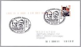 STRESEMANN Y ARISTIDE BRIAND - Premios Nobel De La Paz 1926. Wissen 2001 - Premio Nobel