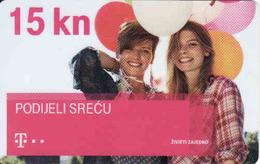 Croatia, Chip T Com, 15 Kn - Croatie