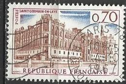 Francia Lotto N. 548 Anno 1966-7 Cat Yvert N.1501 Usato - Frankreich
