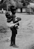 COTE D'IVOIRE  BEOUMI Fillettes Baoulé  Mission Des Soeurs De La Providence  (scan Recto-verso) FRCR90946 - Côte-d'Ivoire
