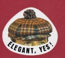 Sticker Autocollant Aufkleber Elegant Yes Klan Scottish Beret Tartan Schotland Scotland Clan - Autocollants
