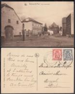 """CP Belgique Whalhain-St-Paul """" Place Communale"""" (DD) DC2193 - Walhain"""