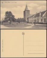 """CP Belgique Nil St Martin  """"Place De L'église"""" (DD) DC 2204 - Walhain"""