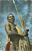 HOMME CHASSEUR BOYA - AFRIQUE NOIRE - CPA ETHNIQUE - Afrique