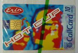 IRELAND - Callcard - 1157 - Hot Cup '97 - 10 Units - Mint Blister - Irlanda