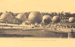Paris - Concours De Ballons Aux Tuileries - Cecodi N'P 136 - Montgolfières