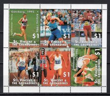 ST VINCENT & GRENADINES - 1996 ATLANTA OLYMPIC GAMES  O832 - Summer 1996: Atlanta