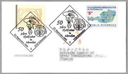50 Años SCOUTS En SCHWECHAT. Schwechat 1995 - Movimiento Scout