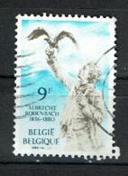 9F Standbeeld Van A.Rodenbach Uit 1980 (OBP 1993 ) - België