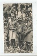ILES SALOMON VIII PERSONNAGES LOCAUX - Solomon Islands