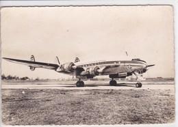 AVIATION CONSTELLATION De La Compagnie Air Algérie - 1946-....: Ere Moderne