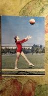 LITTLE GIRL -  School In Soviet Union  - OLD USSR Postcard -1973 - FILLE - FILLETTE - Groupes D'enfants & Familles