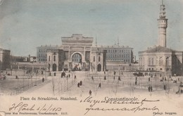 Constantinople Place Du Skeriaskierat - Turquie