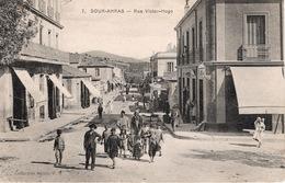 ALGERIE - SOUK AHRAS RUE VICTOR HUGO - Souk Ahras