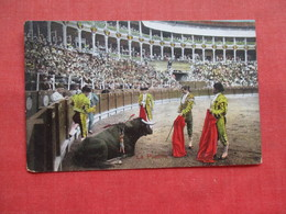 Bull Fight   La Puntilla >  Ref 3201 - Corrida